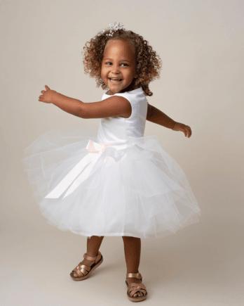 Mila – Ivoor met zachtroze