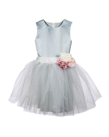 So Cute | Mila Flower Dress | Bruidsmeisjeskleding
