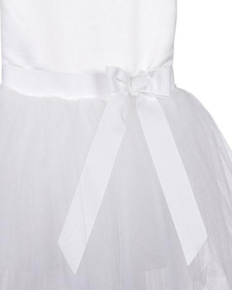 So Cute | Mila Dress Ivoor | Bruidsmeisjeskleding