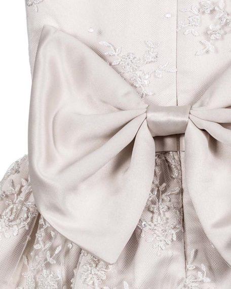 So Cute   Romy Dress Champagne   Bruidsmeisjeskleding
