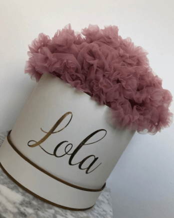 Tutu in a Box – Tulle skirt