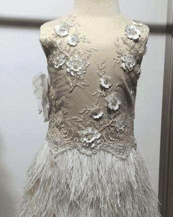 Blossom – Champagne en ivoor