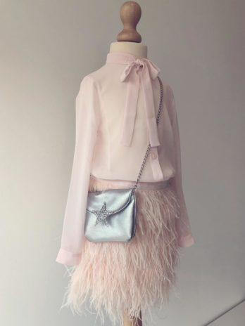 Blouse Evie – roze