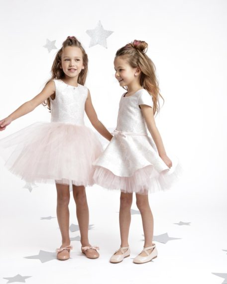 jurken meisjes bruidloft bruidmeisjes communicant communiekleding feestkleding kinderen meisjes online