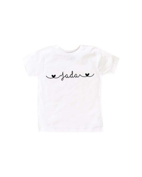 Mommy & Me T-shirt gedepersonaliseerd met namen kindershirt dames mini and me maat 74 80 86 92 98 104 110 116 122 128 134 140 146 152