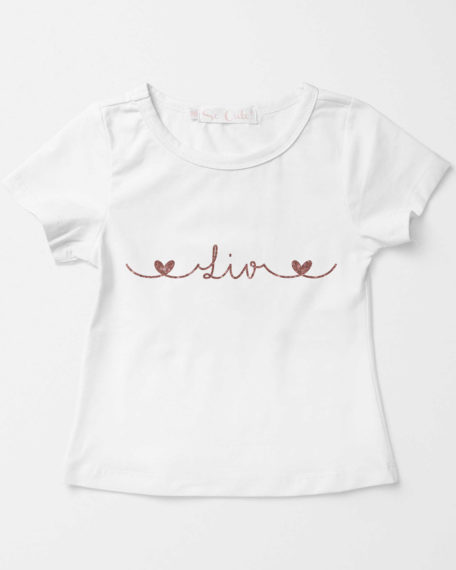 Kinder T-shirt met naam
