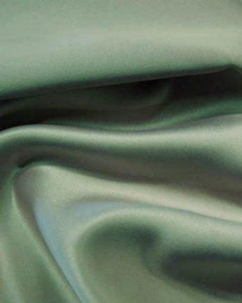 Stofstaal satijn – oudgroen