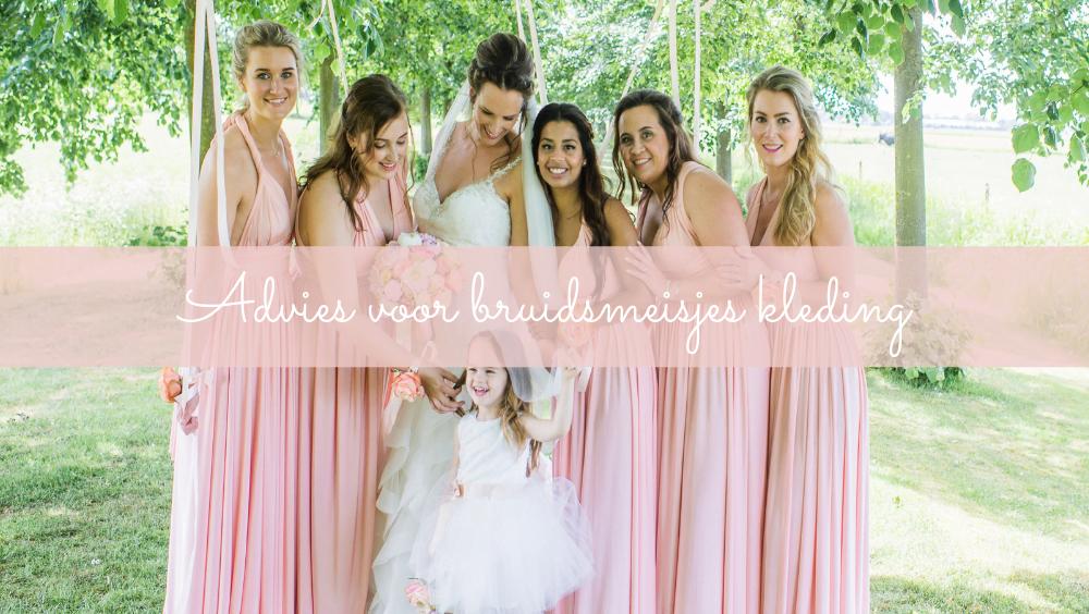 Advies voor bruidsmeisjes kleding