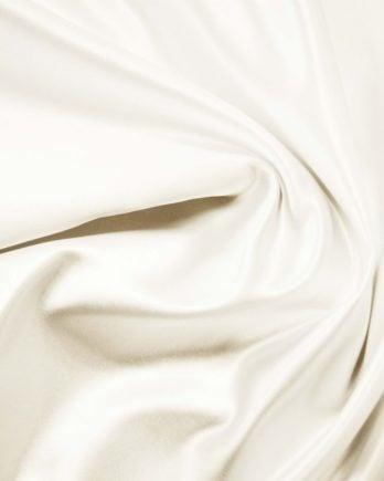 fabric swatch satin ivory