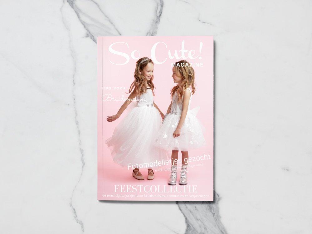 Trouwmagazine tijdschrift blad trouwen bruidsmeisjes verloofd bruiloft plannen