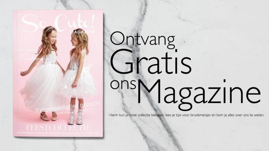 Trouw Magazine gratis downloaden bruidsmeisjes feestkleding blad tijdschrift