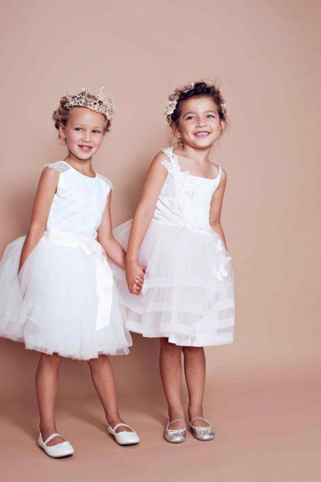 kleedje voor bruidsmeisje en communiej
