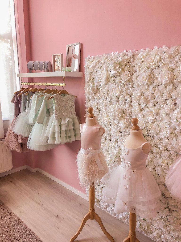 Bruidsmeisjes jurkjes winkel