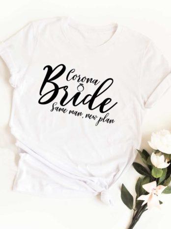 T-shirt Corona – Bride