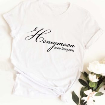 T-shirt Corona – Honeymoon