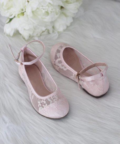 Roze ballerina's voor meisjes online kopen