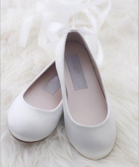 Kinderschoenen voor een bruiloft ivoor online webwinkel Noord-Brabant Eindhoven