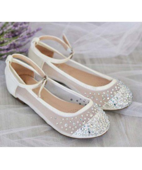 Feest schoentjes voor meisjes met glitters
