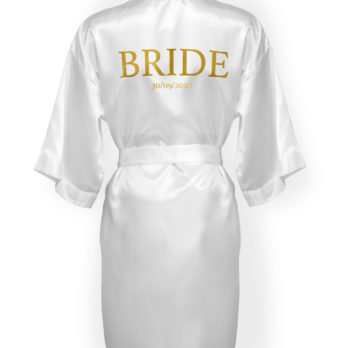 Dames badjas – Bride