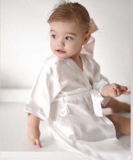Kimono met naam voor meisjes