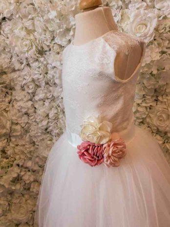 Jurkje met kant – Noalisa Flower