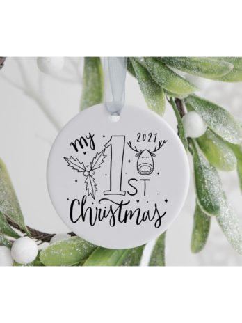 Kersthanger – Eerste kerst