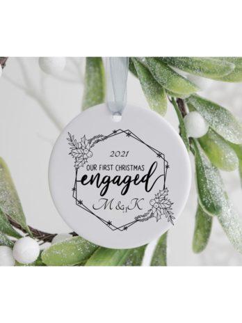 Kersthanger – Verloofd